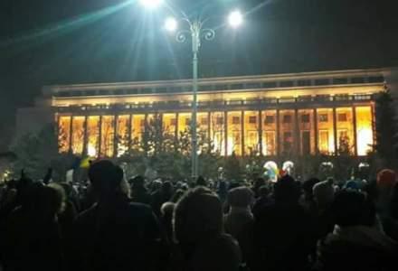 Bulgarii ies in strada duminica in semn de solidaritate cu romanii