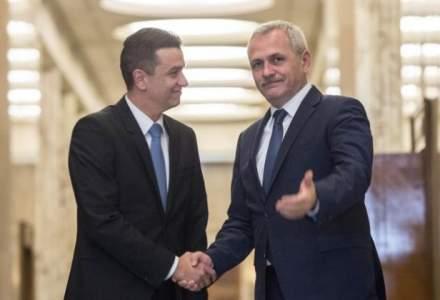 Dragnea: Nu are de ce sa fie un conflict intre mine si Sorin Grindeanu; are sustinerea mea totala