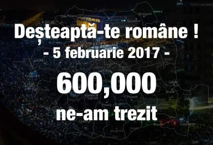 Manifest pentru noua Romanie. Cea care a renascut in strada, in ultimele zile