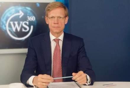 Steven van Groningen, seful Raiffeisen Bank Romania, a raspuns criticilor aduse de Liviu Dragnea: Imi pasa. De aceea am fost in piata!