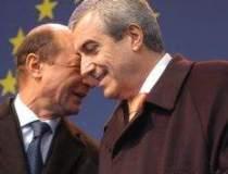 Basescu alunga criza ca...