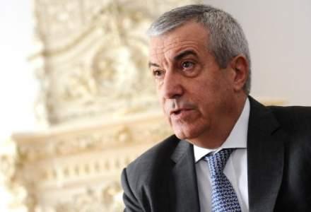 Tariceanu a fost la ICCJ, unde se judeca dosarul in care este acuzat de favorizarea faptuitorului