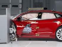 Tesla Model S nu a trecut...