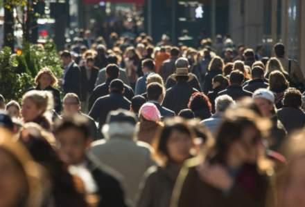 Romania a pierdut anul trecut peste 66.000 de locuitori din cauza declinului demogafic