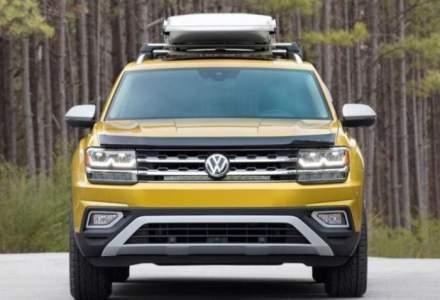 VW lanseaza la Chicago editia speciala Atlas Weekend
