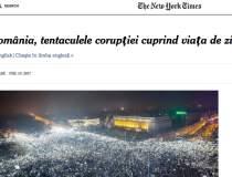 NYT: In Romania, tentaculele...
