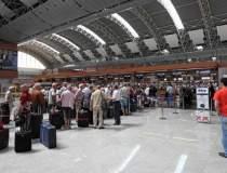 Aeroportul Hamburg evacuat...