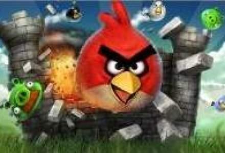 Producatorul Angry Birds ar putea fi evaluat la 1,2 MILIARDE $