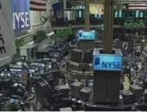 Cresteri pe bursa din SUA