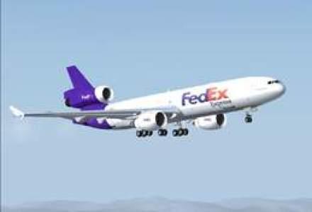 Gigantul american FedEx si-a deschis birou la Bucuresti