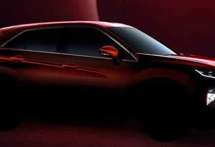 Mitsubishi isi numeste noul SUV Compact Eclipse Cross