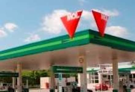 Benzinariile MOL si-au majorat afacerile cu 1,1% in primul trimestru