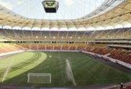 National Arena va avea o parcare supraetajata de 1.300 de locuri