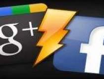 Facebook: Google+ nu are...