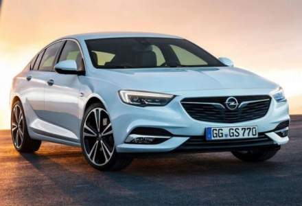Opel anunta pretul noului Insignia Grand Sport in Germania