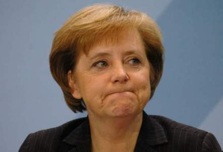 Angela Merkel sustine ca exista o problema cu valoarea monedei euro