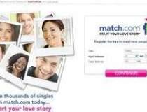 Un site de matrimoniale,...