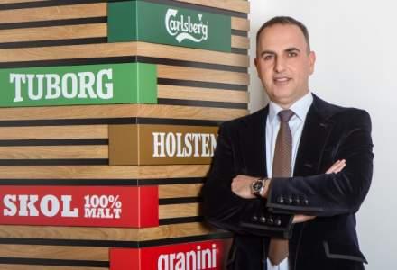 Shachar Shaine, seful URBB, preia conducerea Asociatiei Berarii Romaniei