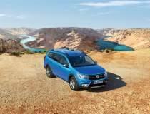 Dacia prezinta versiunea MCV...