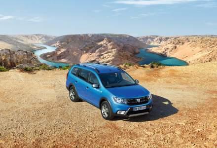Dacia prezinta versiunea Logan MCV Stepway la Salonul Auto de la Geneva