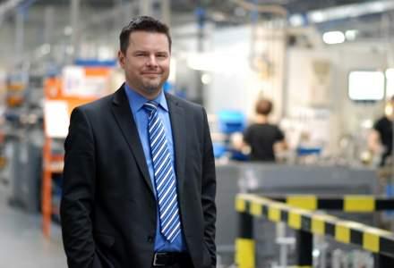 ContiTech Romania are un nou sef la fabrica din Timisoara