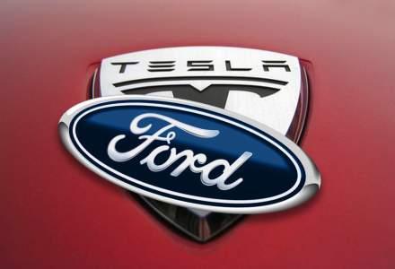 Cateva motive pentru care gigantul Ford ar trebui sa achizitioneze Tesla