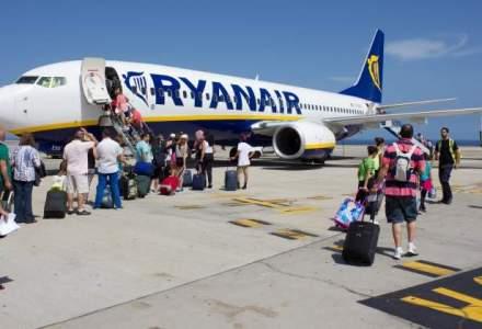 Ryanair pune in vanzare bilete ieftine de avion din Oradea catre Barcelona si Milano