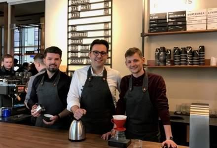Fondatorii Salad Box si Marty Restaurants investesc jumatate de milion de euro intr-o retea de cafenele si vor sa multiplice conceptul local si international