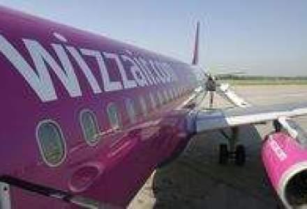 Wizz Air a transportat 300.000 de pasageri din si spre Tirgu Mures