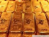Pretul aurului scade...