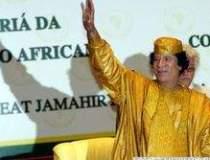 A ajuns Gaddafi in mainile...