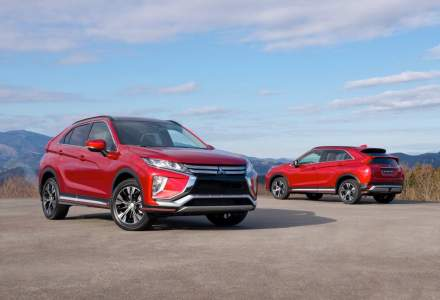Mitsubishi prezinta in premiera la Geneva SUV-ul Eclipse Cross