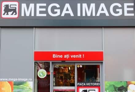 Mega Image a deschis 28 de supermarketuri in Romania in 2016; numarul total al magazinelor a ajuns la 526