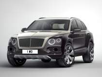 SUV-ul Bentley Bentayga a...