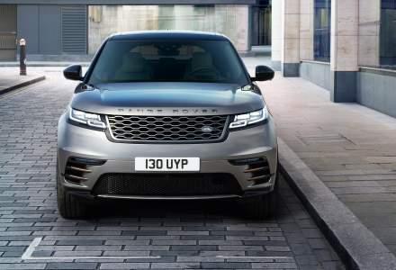 Range Rover prezinta modelul Velar, un nou membru in familia de SUV-uri britanice