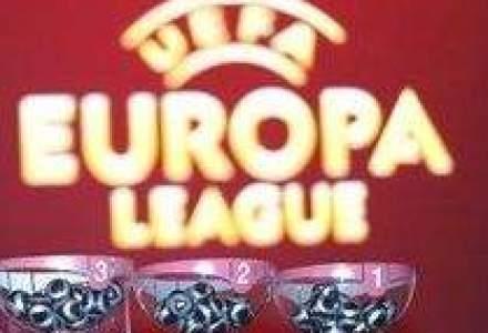 Vedeti care sunt echipele cu care joaca romanii in Europa League