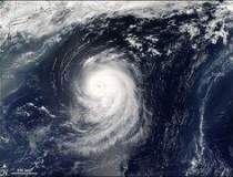 Uraganul Irene face victime...