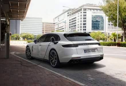 Porsche lanseaza o noua caroserie pentru Panamera, Sport Turismo