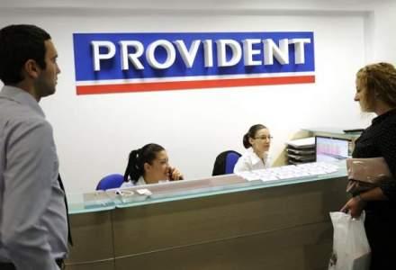 Provident Romania a inregistrat anul trecut o crestere de 27% a imprumuturilor acordate