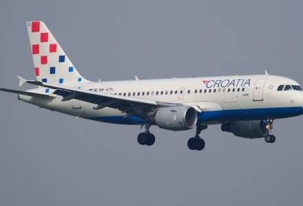 Croatia Airlines introduce zboruri din Bucuresti catre Zagreb, Dubrovnik, Split: iata cat costa