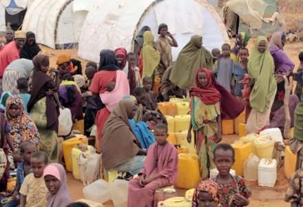 Peste 100 de persoane au murit de foamete in ultimele zile in Somalia din cauza secetei