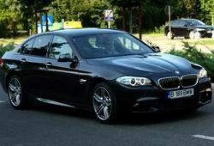 Test Drive Wall-Street: BMW 530d xDrive, o limuzina cu dotari de 30.000 euro