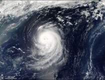Ce a lasat in urma furtuna...