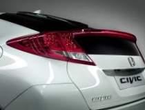 Noul Honda Civic apare in...