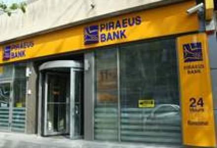 Piraeus Bank a avut in S1 un profit in scadere cu 28%