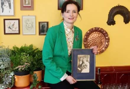 """Tanara de peste Prut care vrea sa """"scoata"""" aproape 1 mil. euro din gustul moldovenesc al copilariei"""