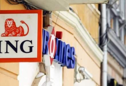 ING Bank a inregistrat un profit net de 474 mil. de lei in 2016, cu 42% mai mare decat in anul anterior