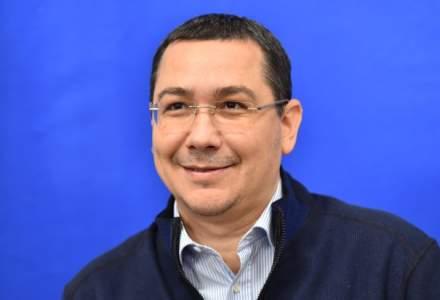 Victor Ponta anunta ca isi va depune demisia in alb din PSD si o va trimite presedintelui Liviu Dragnea