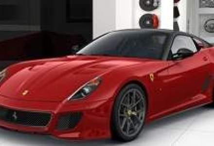 Ferrari ar putea sa se listeze la Hong Kong