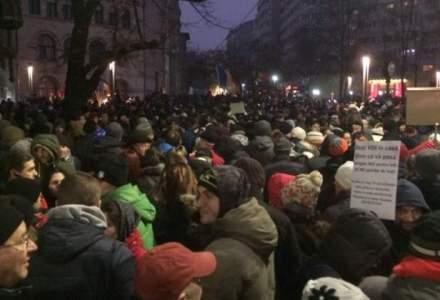 Noi proteste antiguvernamentale in weekend in Bucuresti si in tara